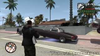 GTA IV San Andreas - Dubstep Gun Mod (Dubstepadora)