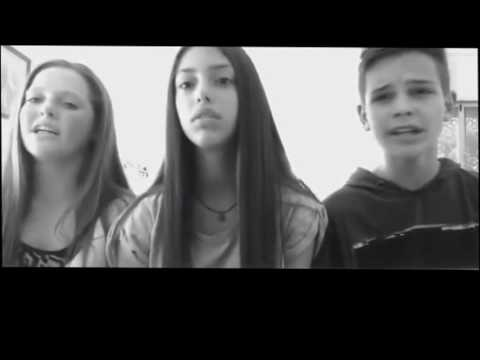 Thinking Out Loud - Lenisa, Ethan and Grace SOUND REMIX By James Dean