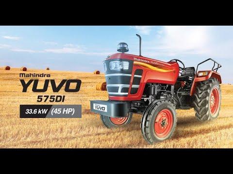 Mahindra Yuvo -  Agriculture Tractor - hybiz