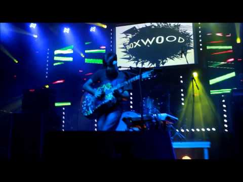 "Boxwood- Live Looping his unreleased track ""33"" at Culture Room 