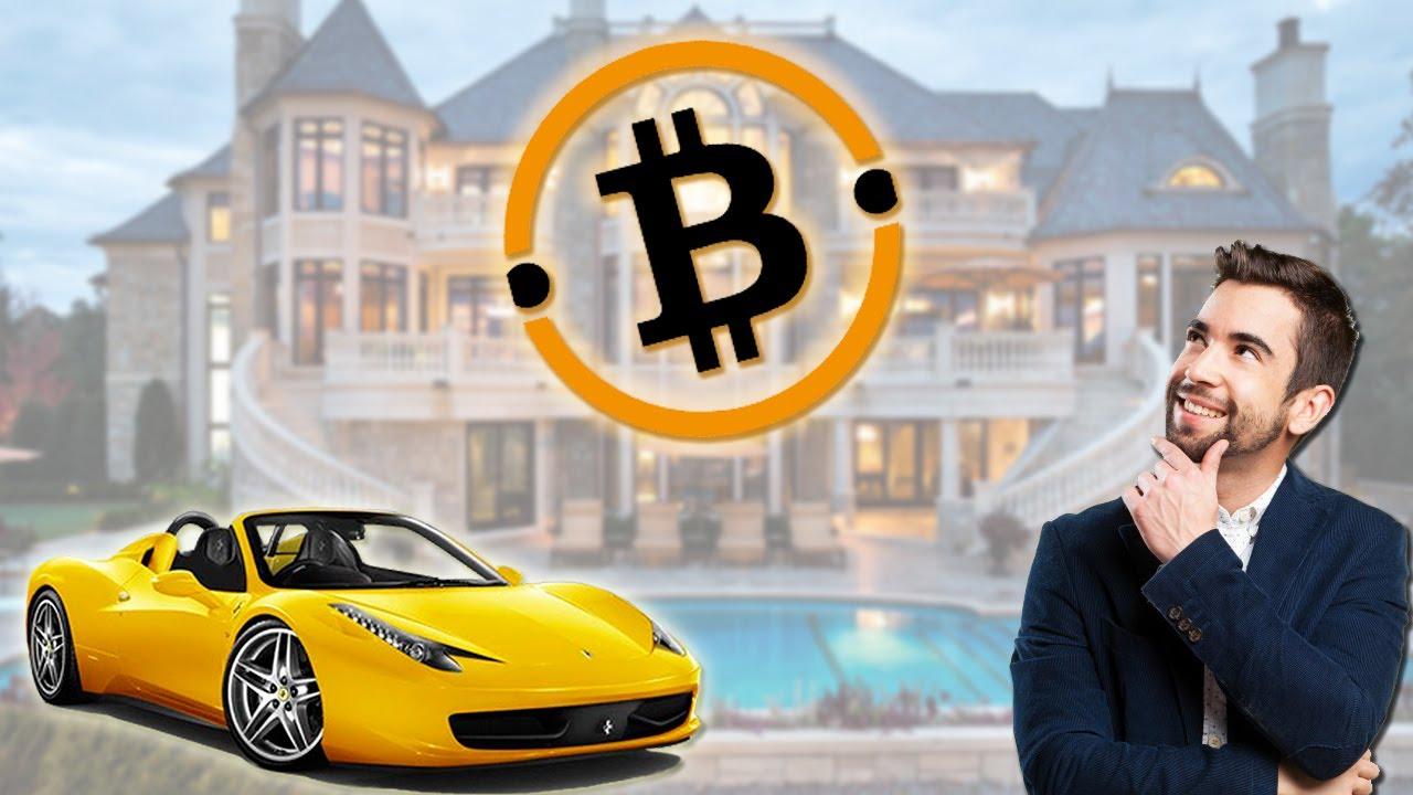Como Hacerte Millonario Con Bitcoin Youtube