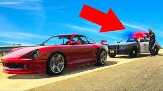 $285,000 Car VS Police in GTA 5!