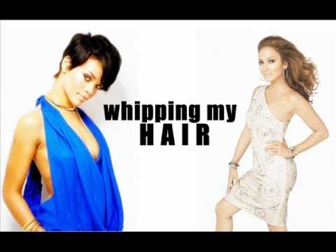 NEW SONG 2010: Jennifer Lopez - Whipping My Hair (with Lyrics)