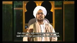 Melawan Kebiasaan ♦ Habib Umar bin Muhammad bin Salim bin Hafidh