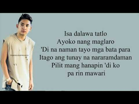 John Roa - Taguan (Lyric video)