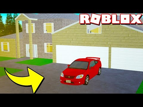 We Moved to GREENVILLE! Awesome Roblox Driving RPG! (Greenville Beta)