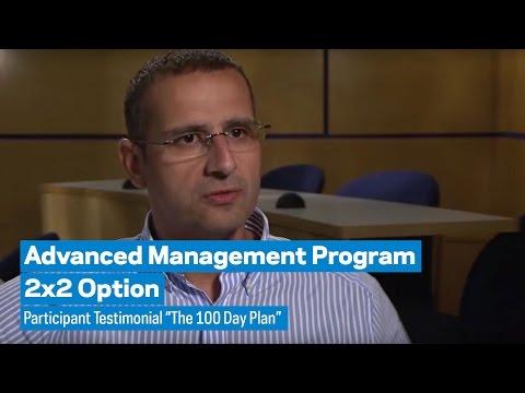 Advanced Management Program 2x2 Profile: Ahmed Elsheikh