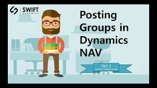 Posting Groups in Dynamics NAV - Specific Posting Groups - Part 2 - WebSan Solutions Inc.