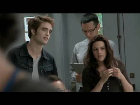 'The Twilight Saga: Eclipse' Behind the Scenes - Stills