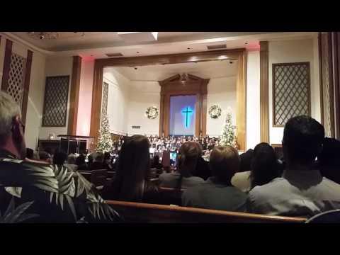 2016 Bradenton Christian School Combined Middle and High School Chorus/Choir