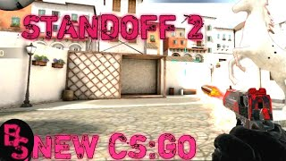 STANDOFF #1/NEW CS:GO ON ANDROID/INSANE FLICKS/DEAGLE MASTER/FIRST BATTLE.