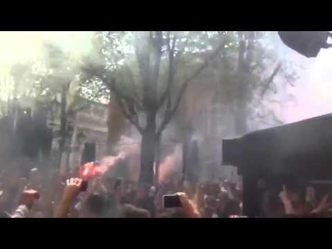 Ajax Kampioen Leidseplein 5 mei 2013