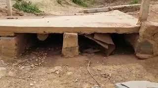 Reconstruction De Pont Entre Tinkare Et Diema