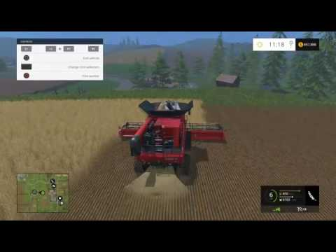 Farming simulator 2015  online ps4 doing odd jobs