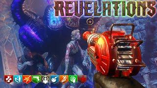 "BLACK OPS 3 ZOMBIES ""REVELATIONS"" MAIN EASTER EGG GAMEPLAY WALKTHROUGH! (BO3 Zombies)"