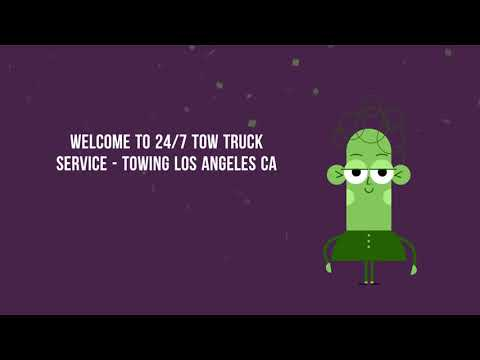 Tow Truck -  Towing Service in Los Angeles, CA