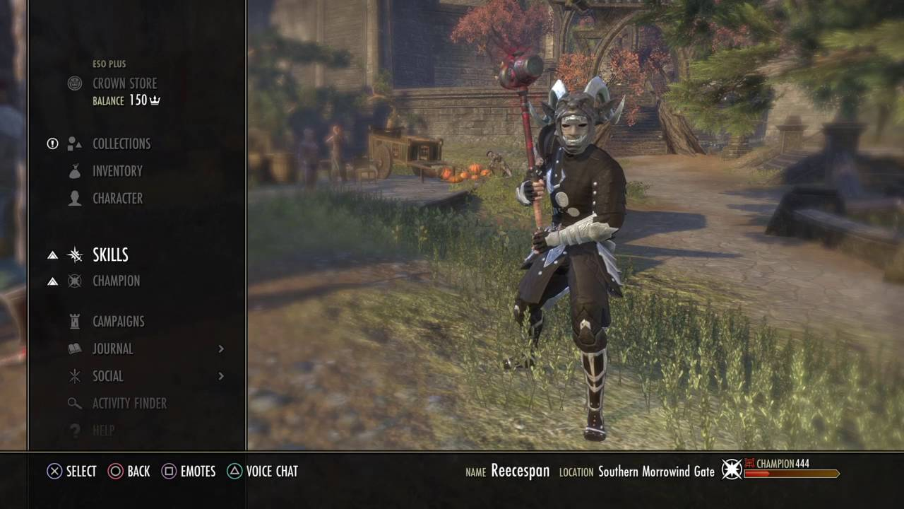 The Elder Scrolls Online stamina templar pvp build (Dark ...