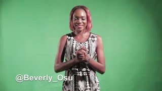 MHTV brings behind the scene footage with Beverly Osu