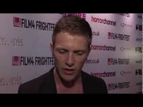 Hammer Of The Gods  UK Premiere s Charlie Bewley, Ivan Kaye, Michael Jibson