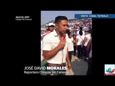 Prospera obliga a beneficiarios a asistir a evento de Senador del PRI en Chiapas Video