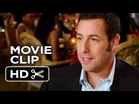 Blended Movie CLIP - You Stink Bad (2014) - Adam Sandler Comedy HD