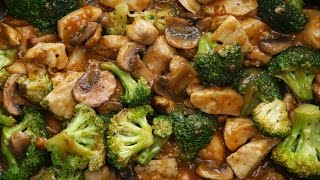 Chicken & Veggie Stir-Fry