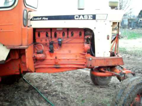Case 930 Tractor Youtube