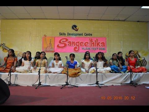 SDC - Sangeethika 2016