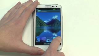 Getting started with your Samsung Galaxy SIII
