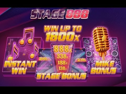Stage888 Online Slot from Red Tiger Gaming