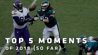 Top 5 Moments From The Season So Far | Minnesota Vikings