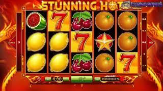Stunning Hot Slot Machine By BF Games ✅ Gameplay ⏩ DeluxeCasinoBonus