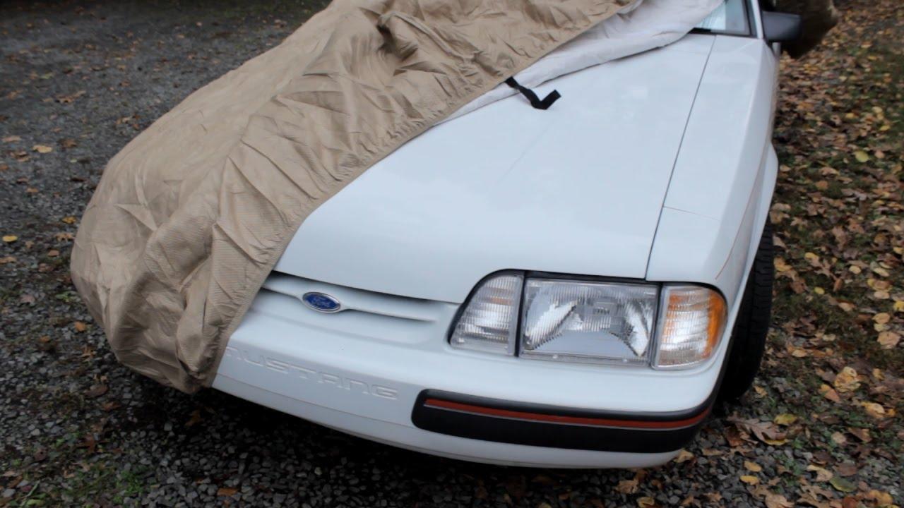 & Water repellent car cover??? !@#$%?! (part 1) - YouTube markmcfarlin.com