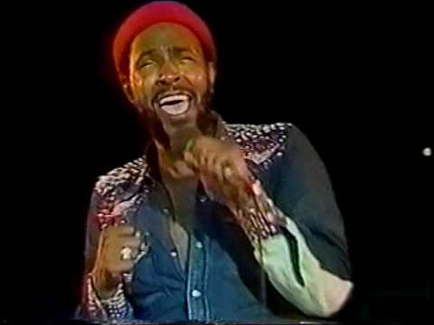 Marvin Gaye 1974-09-06 Japan - The Midnight Special 1/2