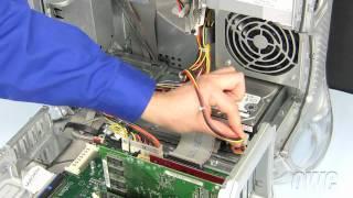 Power Mac G4 QuickSilver Hard Drive/ SSD Installation Video