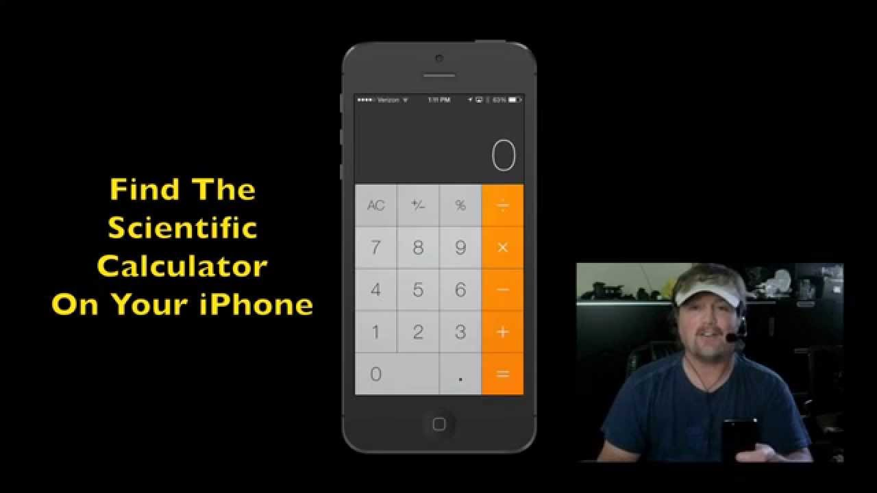 Iphone calculator app deleted