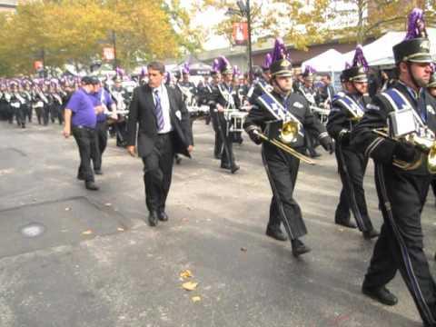 Baltimore Ravens Marching Band 11-1-2015