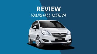 Vauxhall Meriva 2016 Review