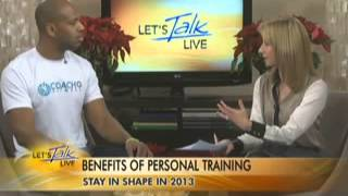 Coach G Talking Staying Committed on ABC's Let's Talk Live