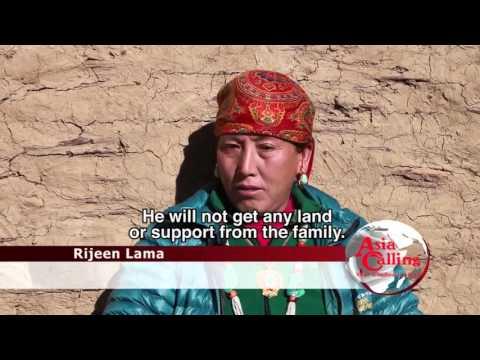 Polyandry community in Nepal