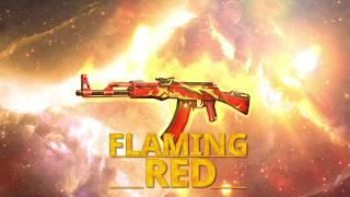 Огненный АК в Оружейном Джекпоте