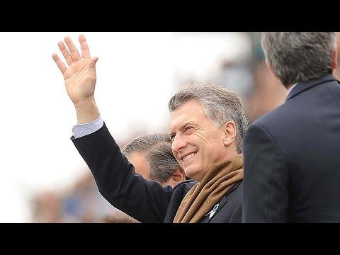 Al final, Macri se decidió y fue al acto del Bicentenario