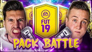 Wer muss seinen BART ABRASIEREN ✂️ 🔥 FUTTIE Pack Battle !! FIFA 19