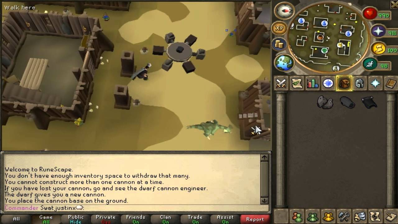 how to make runescape videos
