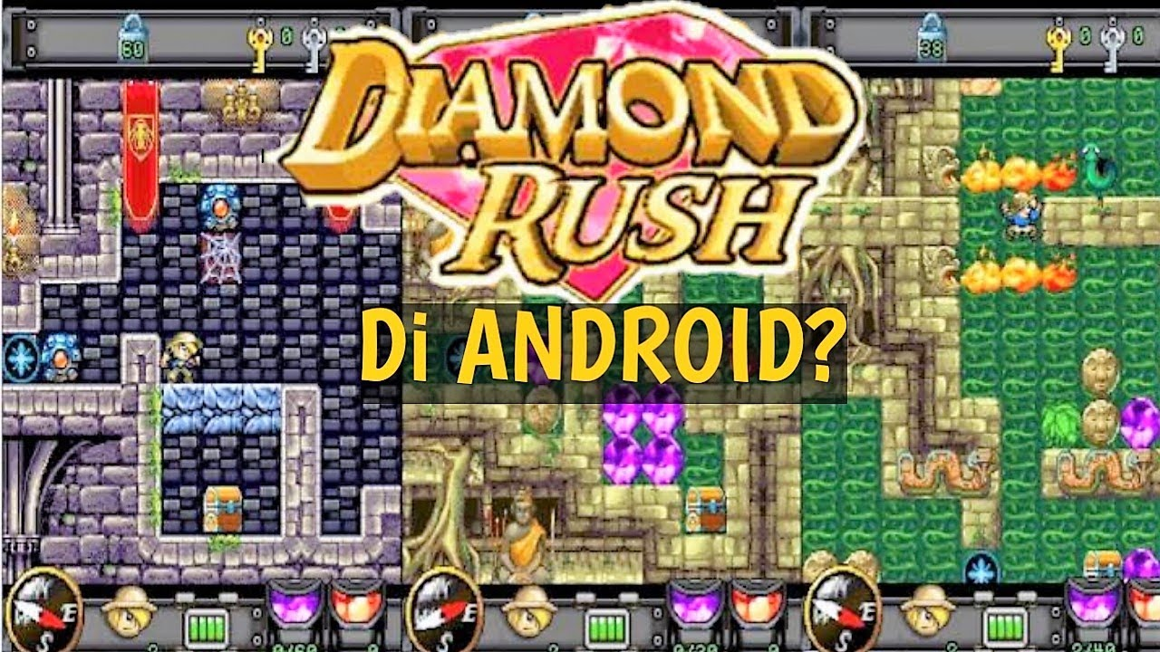 download game diamond rush hp nokia x2