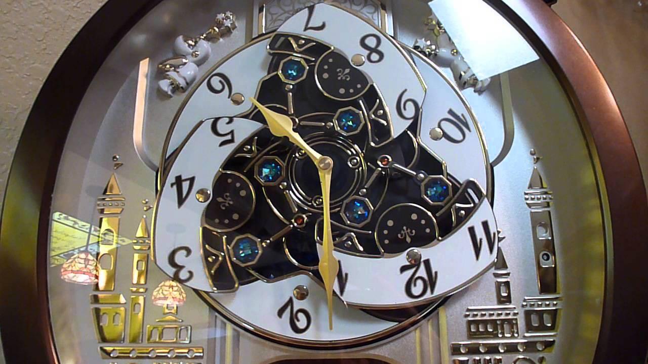 Seiko 2017 Collectors Limited Edition Swarovski Clock 18 Melos Qxm491brh New You