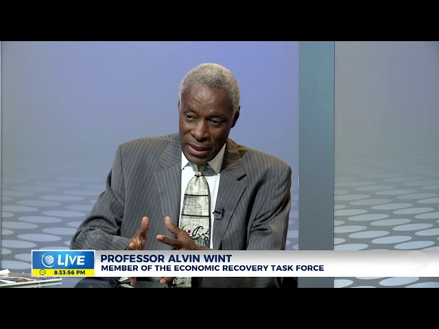 The Work of the Economic Recovery Task Force  | Panel Discussion | CVMTV