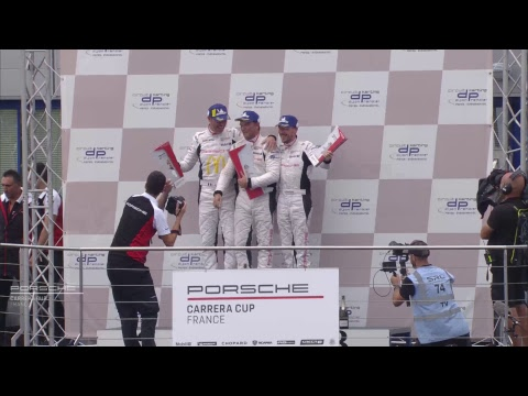 Porsche Carrera Cup France - Dijon-Prenois - Course 2
