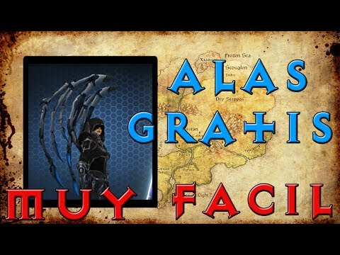 Diablo 3 | Alas Gratis , Muy Faciles de Conseguir en Diablo 3 | Evento | Guia diablo 3