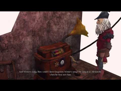 King's Quest - Chapter 5 | Music Box Puzzle - Wente's Song